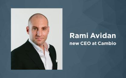 Rami Avidan ny VD på Cambio